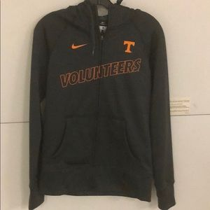 TN Vols therma-fit hooded zippered sweat jacket